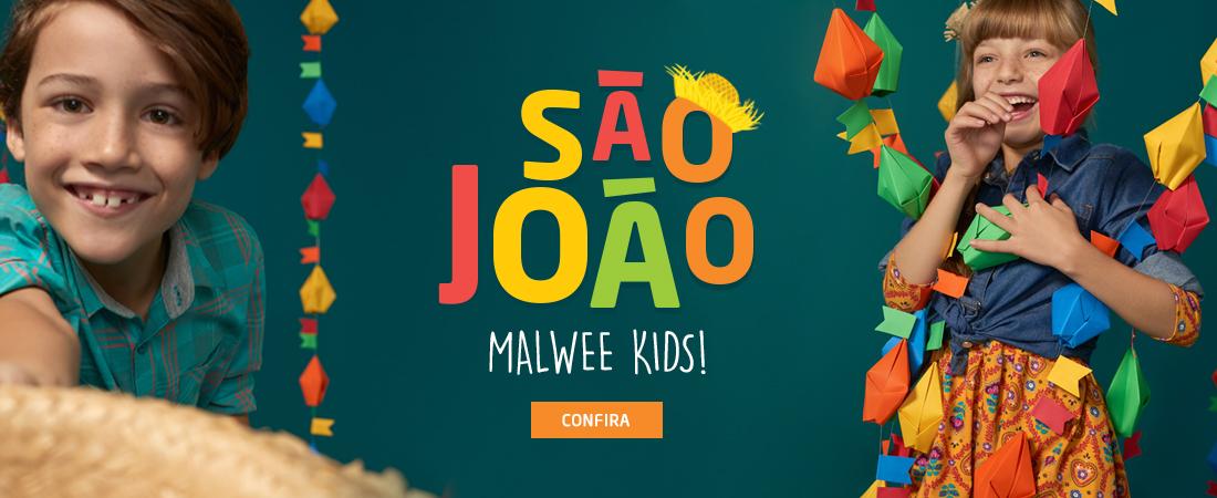 São João - Malwee Kids