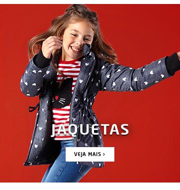 Jaquetas Infantis - Liquida