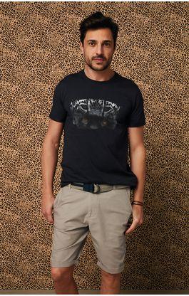Camiseta-Slim-Life-Print-Malwee