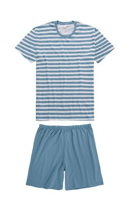 Pijama-Curto-Listras-Malwee-Liberta