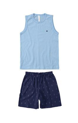 Pijama-Curto-Com-Bordado-Menino-Malwee-Liberta