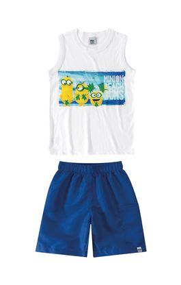 Conjunto-Minions®-Praia-Menino-Malwee-Kids