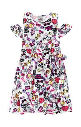 Vestido-Evase-LOL®-Menina-Malwee-Kids