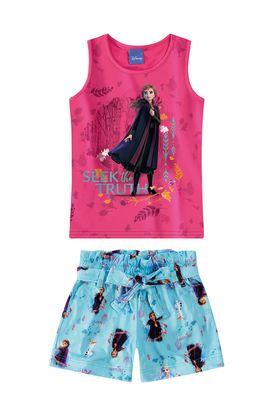 Conjunto-Frozen®-Menina-Malwee-Kids