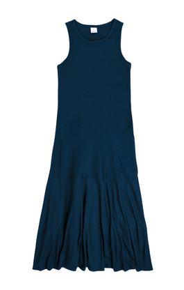 Vestido-Midi-Canelado-Malwee