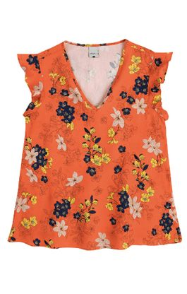 Blusa-Floral-Decote-V-Malwee