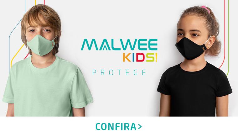 mascara proteção infantil