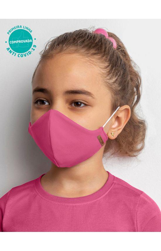 Kit De Mascara Viroblock Infantil Malwee Kids Verde Claro