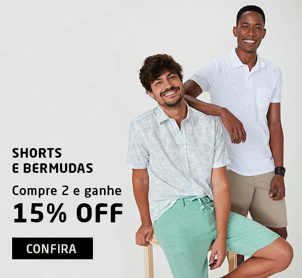 Shorts e Bermudas