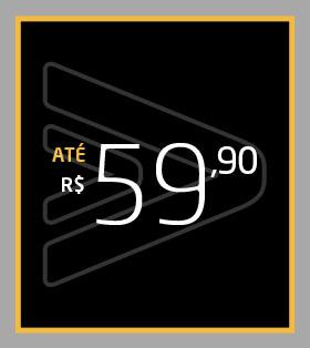Até R$59,90