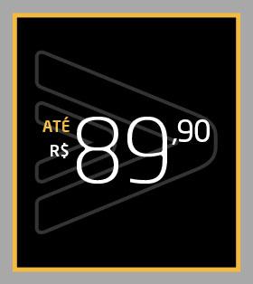 Até R$89,90