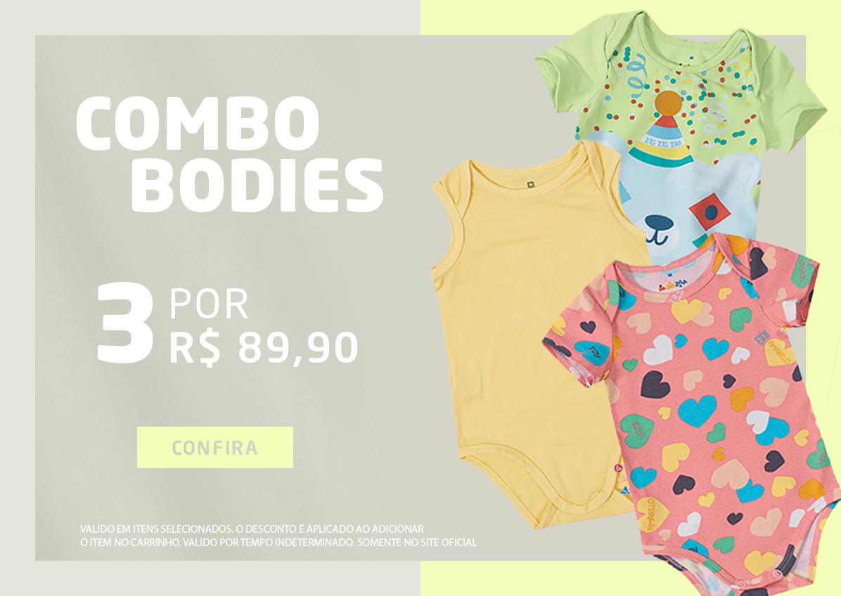 Combo bodies